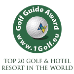 Golf Guide Award